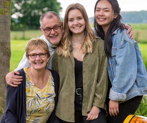 High School Holland - buitenlandse student in huis
