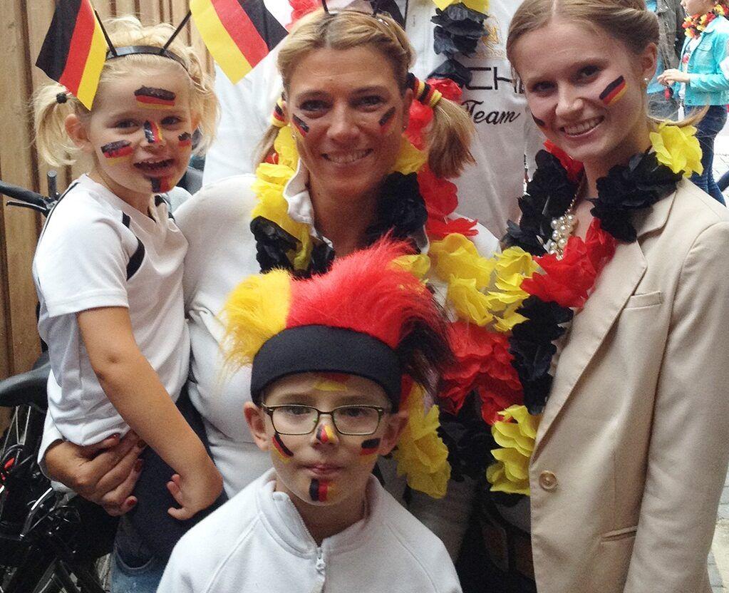 Au Pair - Duitsland- hostfamilie