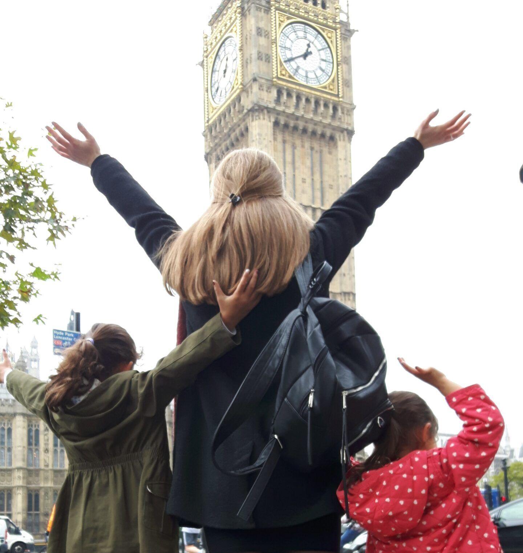 Au Pair - Engeland - Big Ben