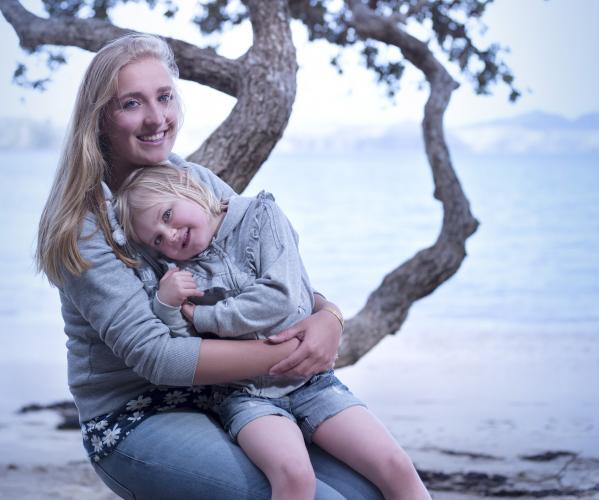 Au Pair -combinatiereis Australië en Nieuw-Zeeland - hostkid boom