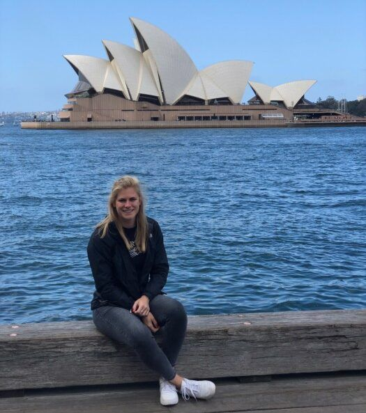 Au Pair expert -Australië - opera house