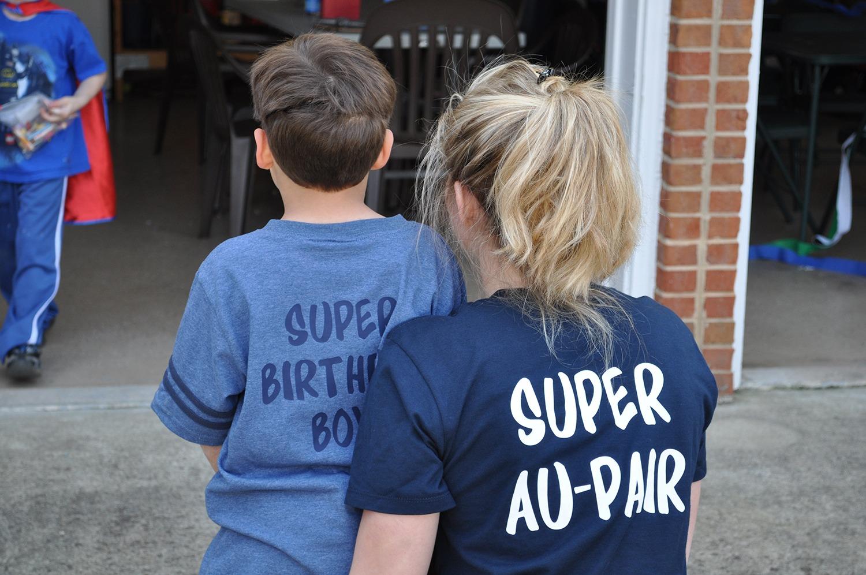 Au Pair expert - Engeland - super au pair