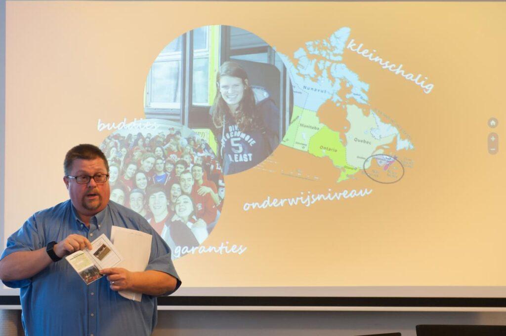 High School - Canada - Begeleiding