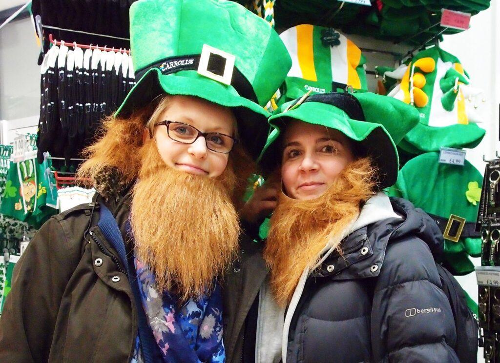 High-School-Ierland-studenten