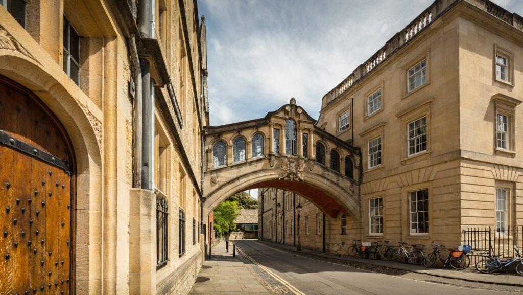 Summer School - Engeland - oxford