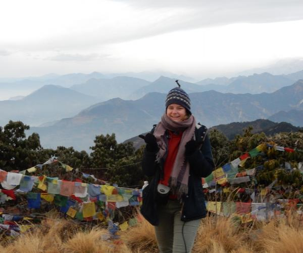 Travel Active ambassadeur Marlisa