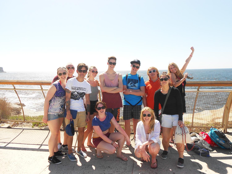 Work & Travel - Australië - groepsvlucht groep