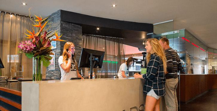 Work & Travel - Australië - hostelstage