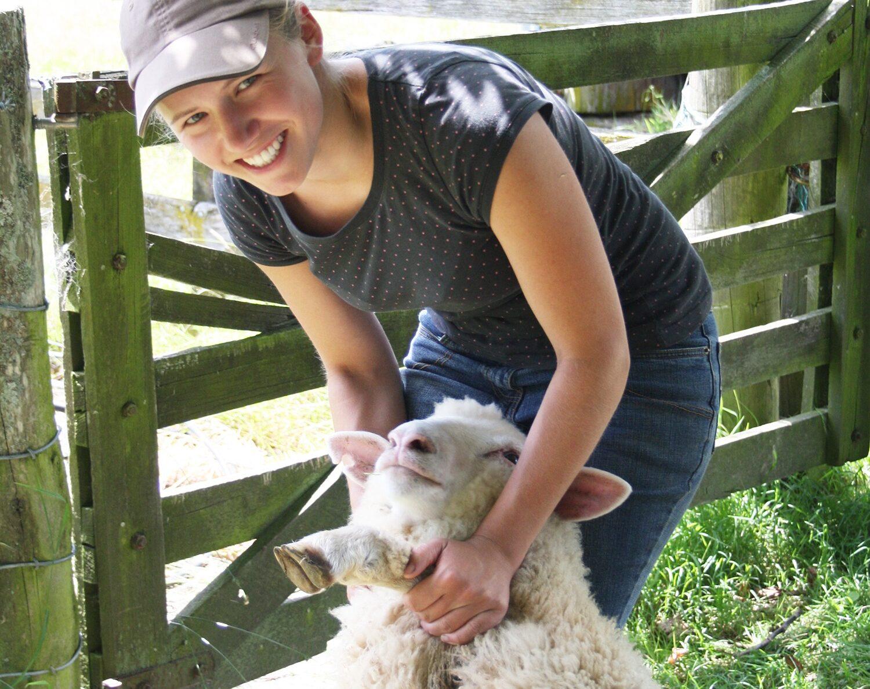 Work & Travel - Nieuw-Zeeland - boerderijwerk