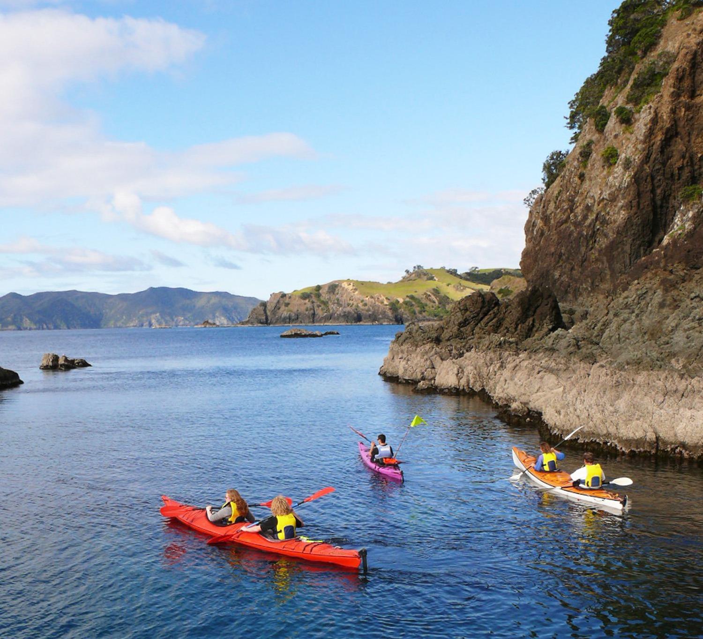 Work & Travel - Nieuw-Zeeland - groepsvlucht