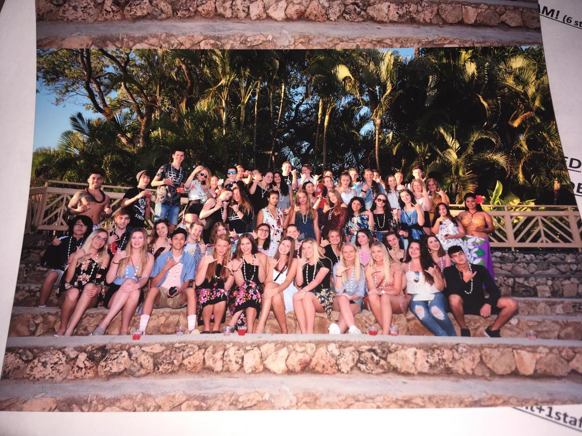 Maud ontspant op het paradijs op aarde Hawaii 1