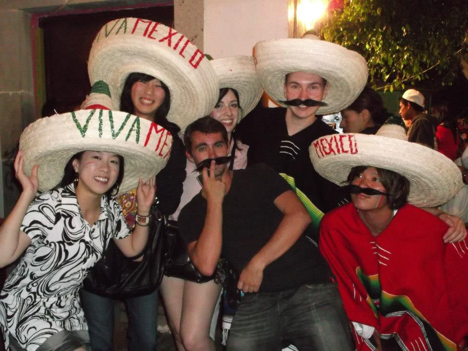 Travel Active - Mexico - feest