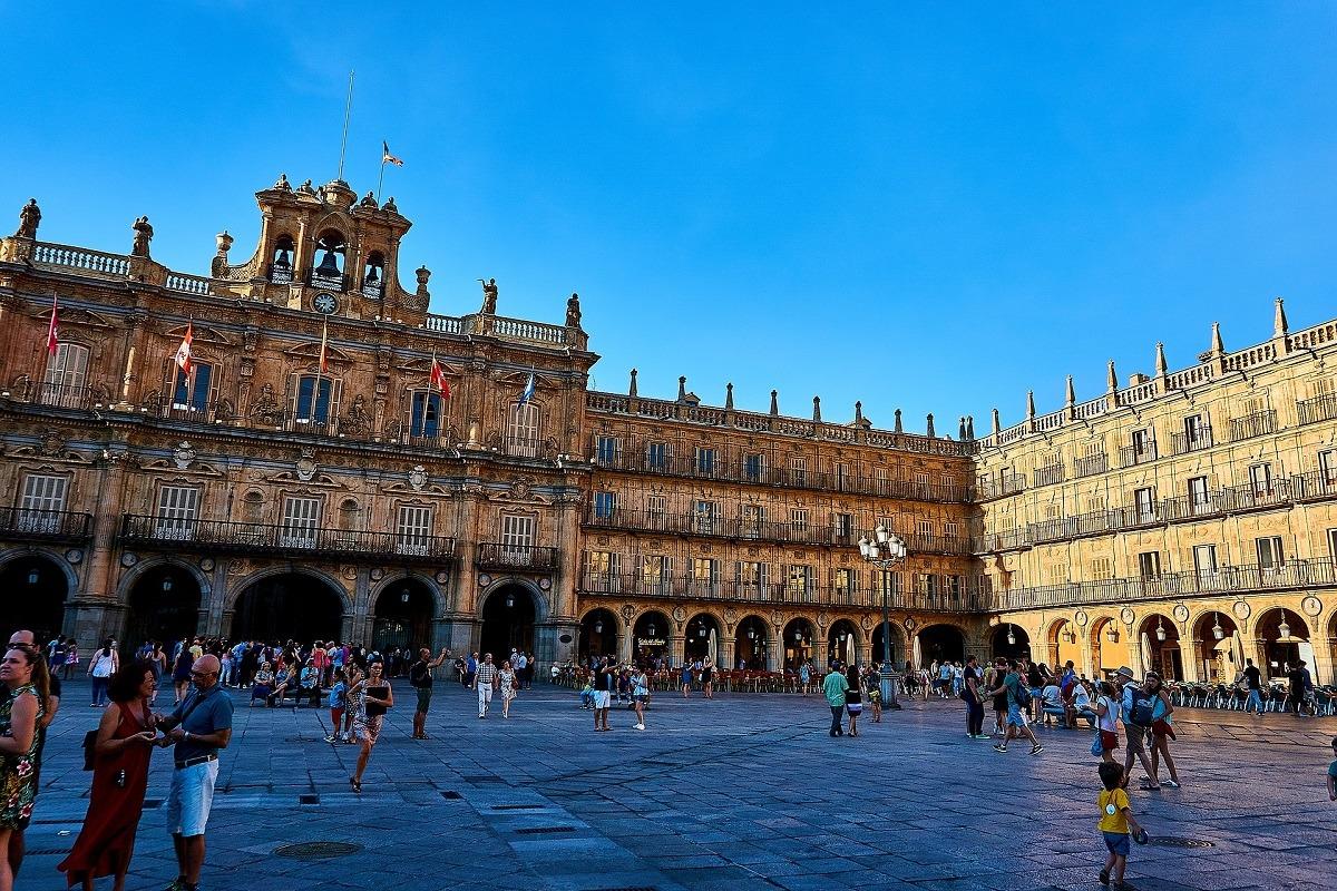 Travel Active - Spanje - plein