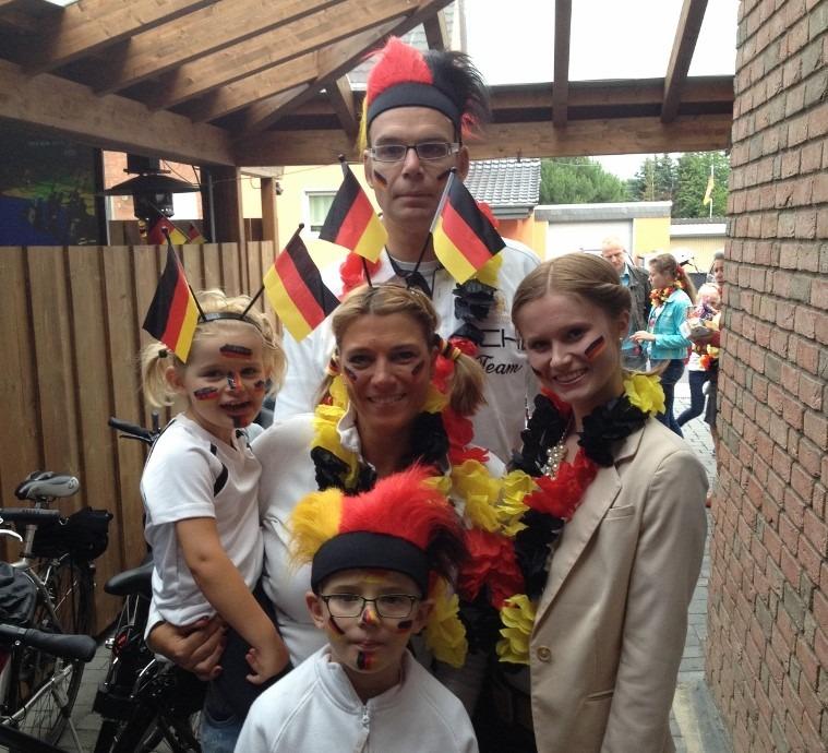 Travel active - Duitsland - feest