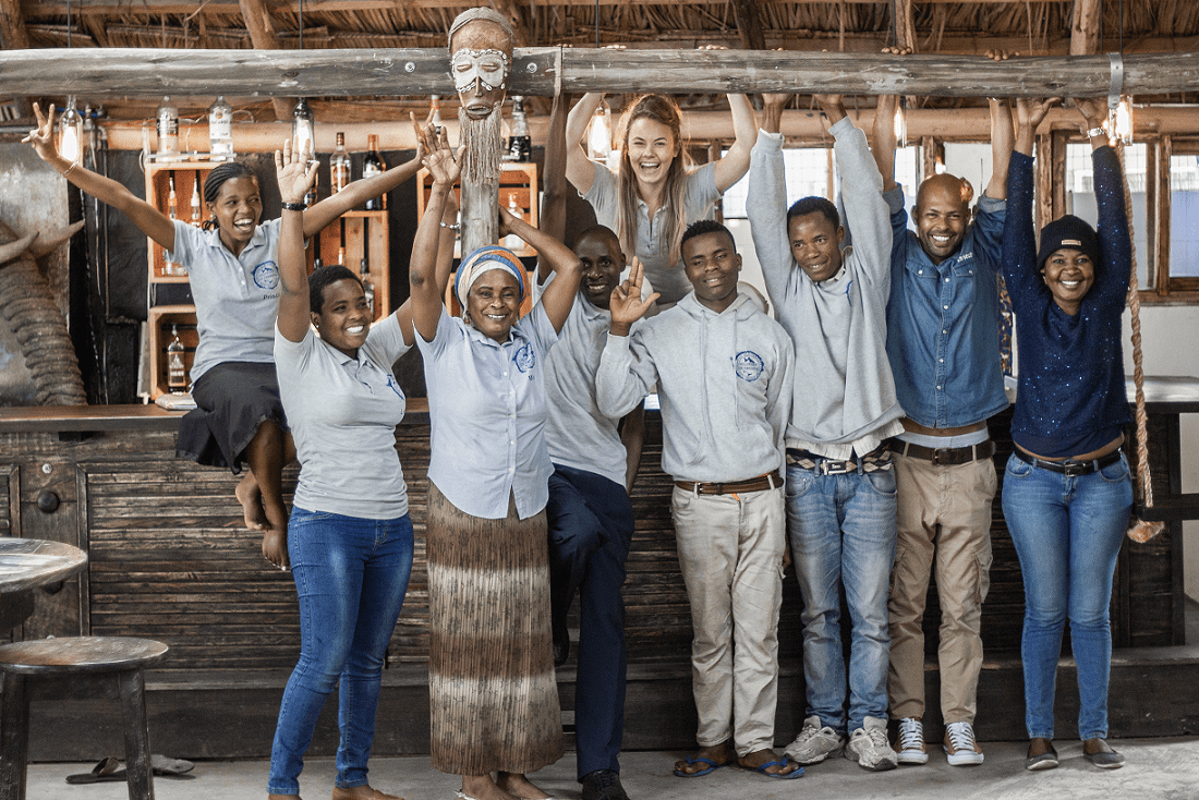 Vrijwililgerswerk - samenwerkingspartners - Volunteer in Tanzania
