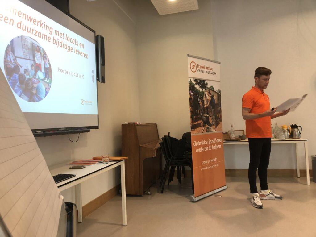Vrijwilligerswerk - voorbereiding - workshop