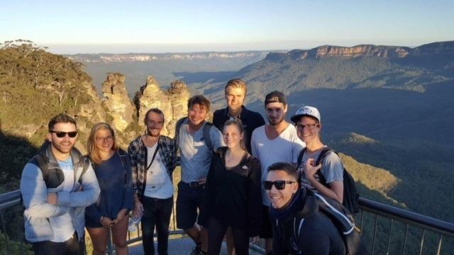 Work & Travel - In het buitenland werken tijdens jouw tussenjaar accordeon