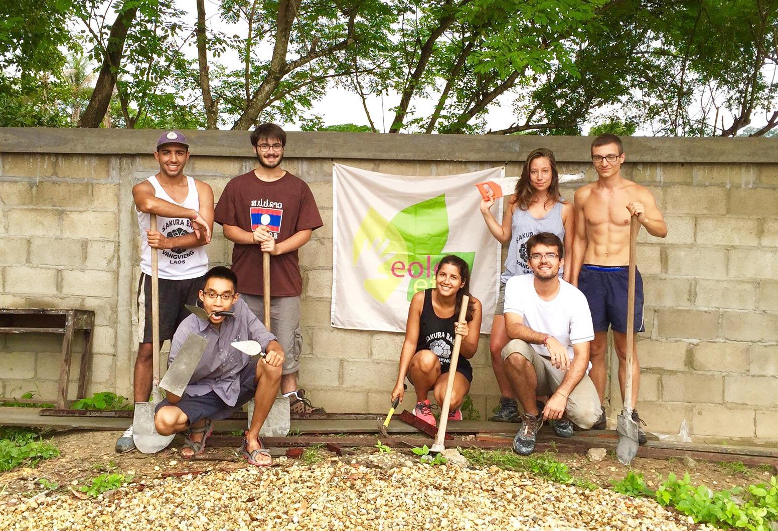 vrijwilligerswerk - azie12