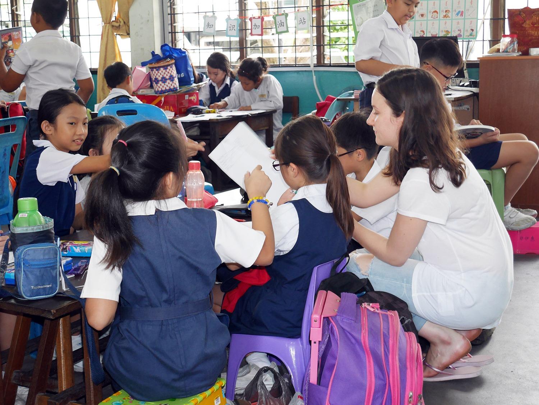 vrijwilligerswerk - azie9
